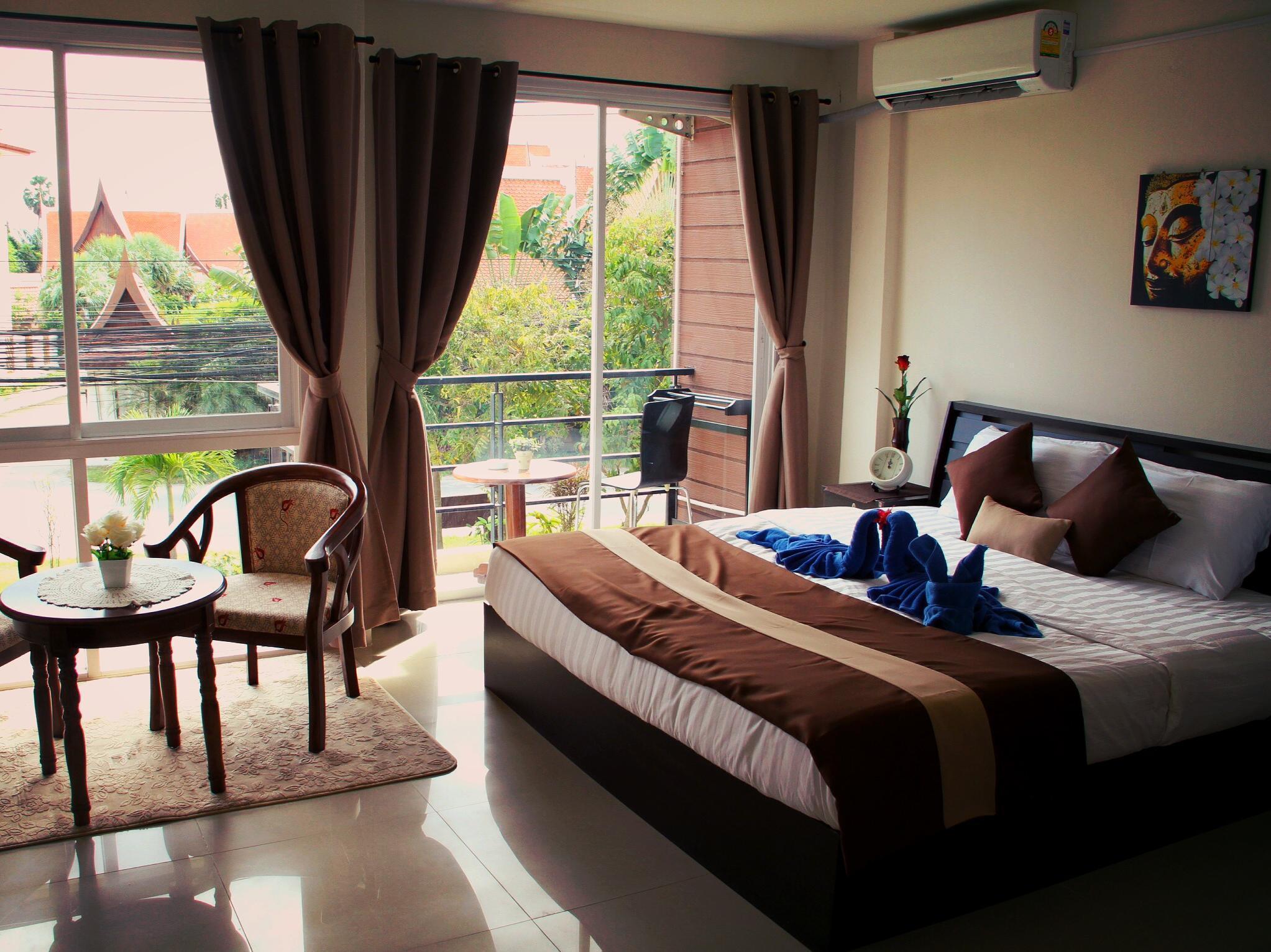 ทรอปิคอล แซนด์ - Tropical Sands Guesthouse