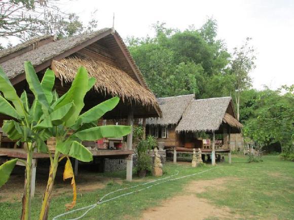 Khaoyai Uncle Nai's Hut