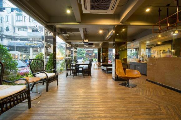 Huai Kwang Rooms