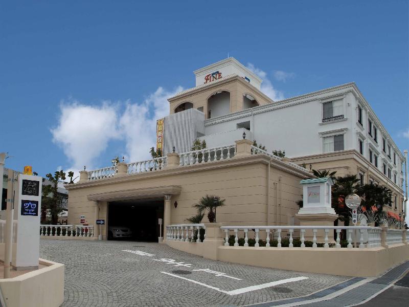 Umeda hotel Hotel Fine Garden Toyonaka