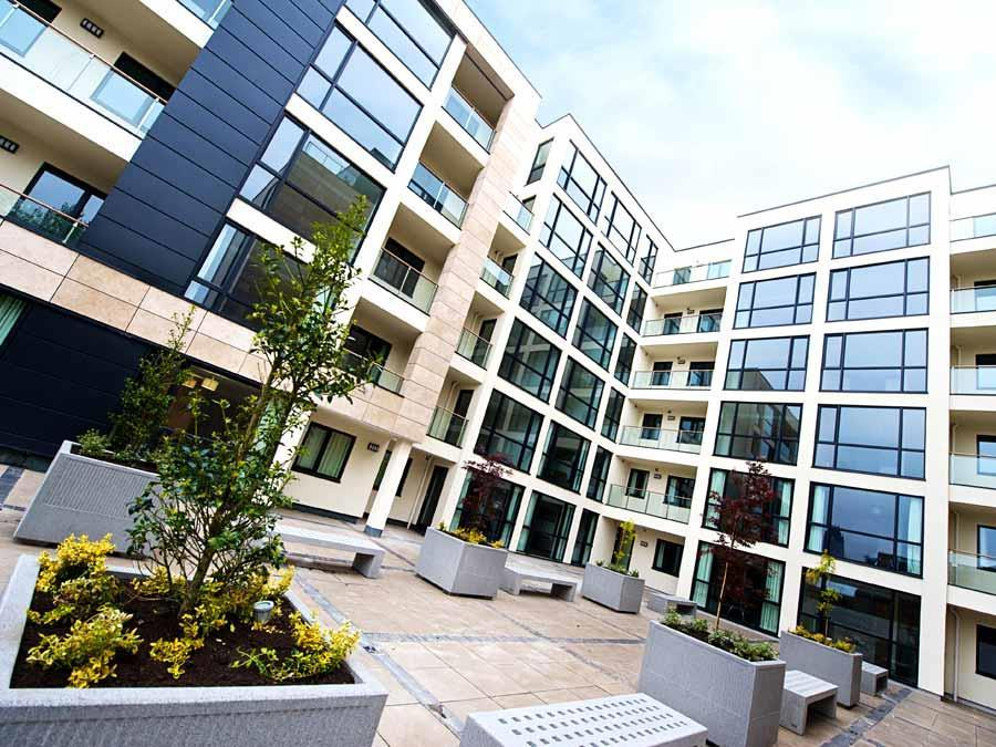 Serviced Apartments Duke Street Lever Court - Liverpool