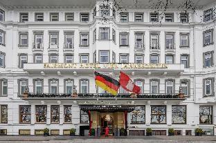Fairmont Hotel Vier Jahreszeiten PayPal Hotel Hamburg