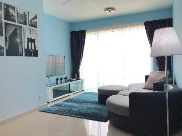 Opposite Palace- Apartment@Publika Solaris Dutamas