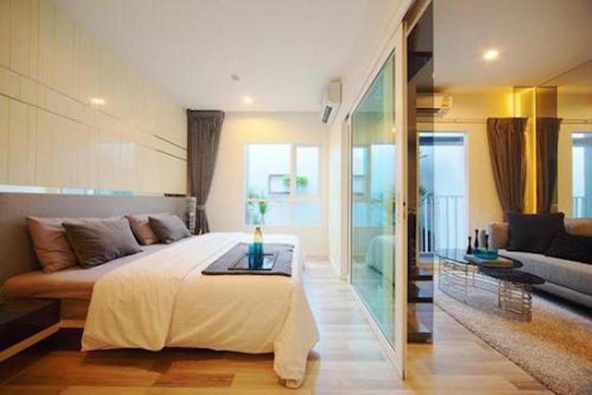 อพาร์ตเมนต์ 1 ห้องนอน 1 ห้องน้ำส่วนตัว ขนาด 35 ตร.ม. – สาทร