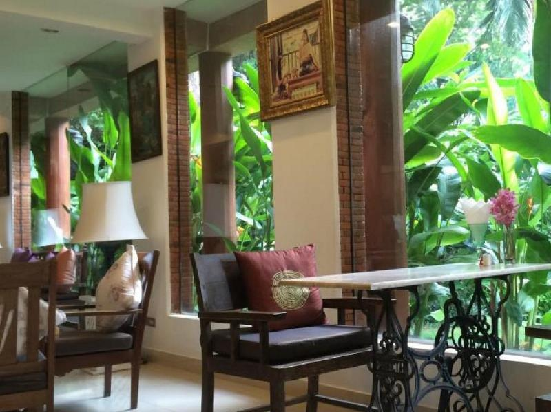 Tewa Boutique Hotel Bangkok Thailand Overview