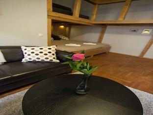 Liberty1885 Apartment Boedapest - Gastenkamer