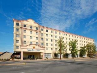 Comfort Inn Conference Center Midtown PayPal Hotel Richmond (VA)