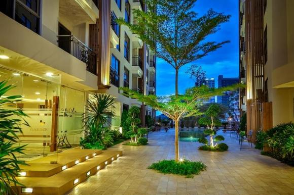 City Graden Pratumnak 1 Bed  Stuido private room 05
