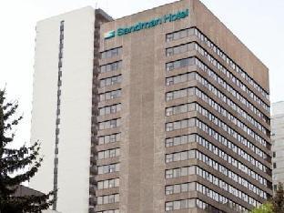 サンドマン ホテル カルガリー シティ センター