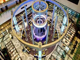 Ambassador City Jomtien Hotel Pattaya - Atrium Food bar Restaurant