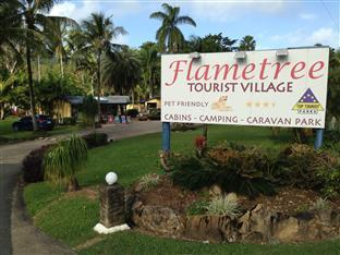 Flametree Tourist Village Whitsunday Islands - zunanjost hotela