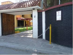 Finca Las Hortensias Hotel Mexico-stad - Hotel exterieur
