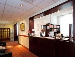 Grand City Berlin Zentrum Hotel Berlin - Recepcija