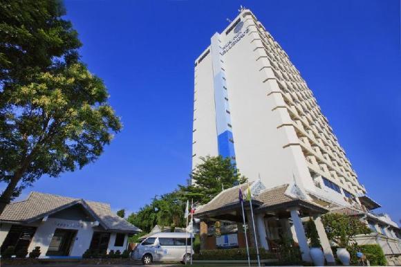 Blue Wave beach resort Hua Hin 1203