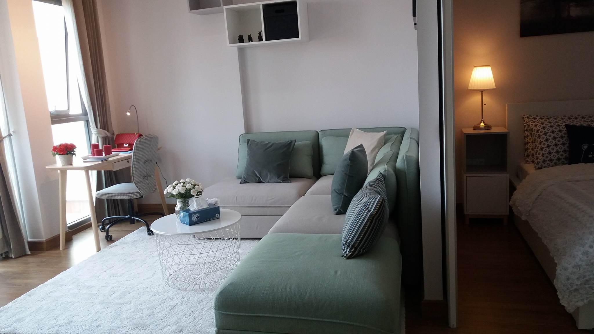 ,อพาร์ตเมนต์ 1 ห้องนอน 1 ห้องน้ำส่วนตัว ขนาด 47 ตร.ม. – สุเทพ