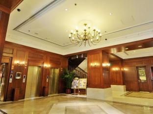 Emperor (Happy Valley) Hotel هونج كونج - ردهة