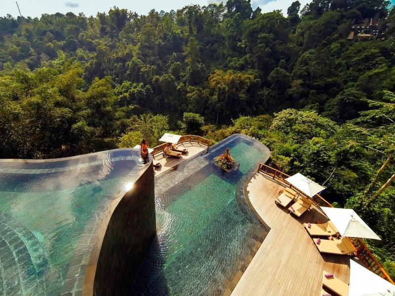 hanging garden of bali bali indonesia agoda com press room ubud luxury hotel amp resort hanging gardens bali
