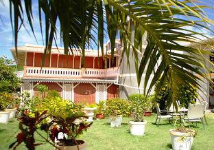 Le Manoir Guest House PayPal Hotel Rodrigues Island
