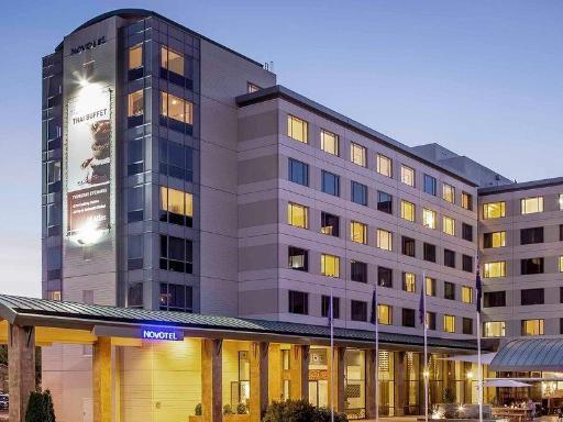 Novotel Hotel in ➦ Rotorua ➦ accepts PayPal
