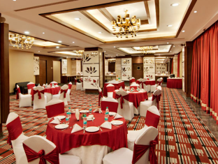 The Golden Palms Hotel - East Delhi New Delhi - Balzaal
