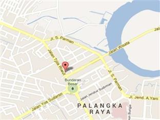 Royal Global Hotel Palangkaraya - Tampilan Luar Hotel