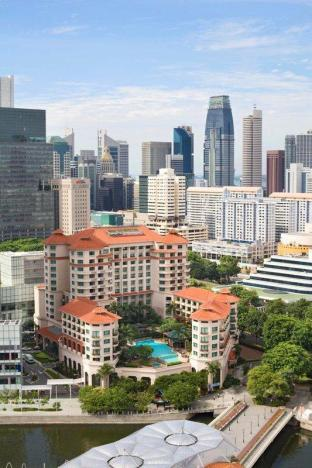Coupons Swissotel Merchant Court Hotel (SG Clean Certified)