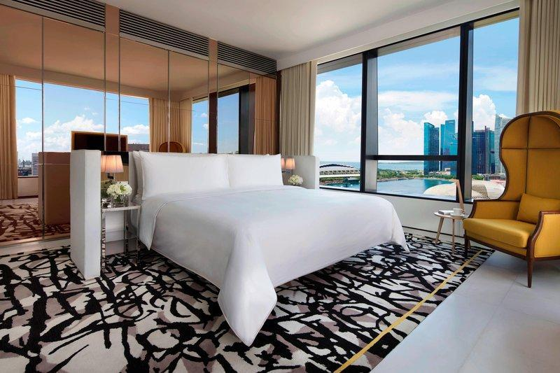 JW Marriott Hotel Singapore South Beach image