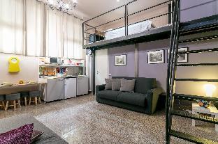 位于米兰Stazione Centrale的公寓套间(45平方米)-带1个独立浴室
