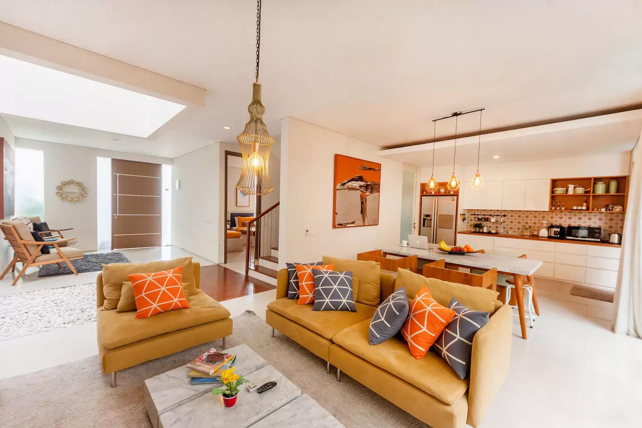4 BR Contemporary House Abhinaya Citraland