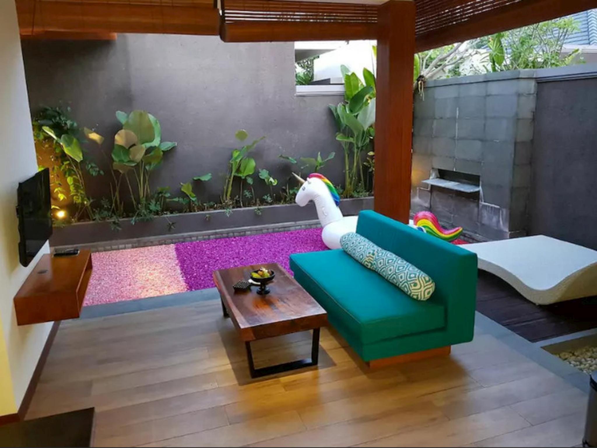 Amazing 1BR Private Pool Villa in Legian Kuta #118