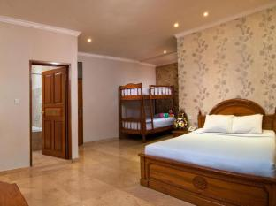 Green Garden Hotel Bali - Family Rooms available