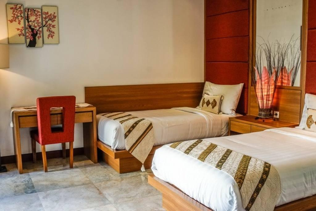 Purnama Newly Renovated Lux 3 Bed Villa