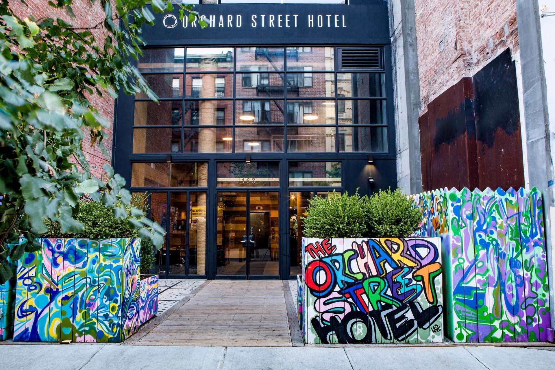 Orchard Street Hotel New York (NY) United States