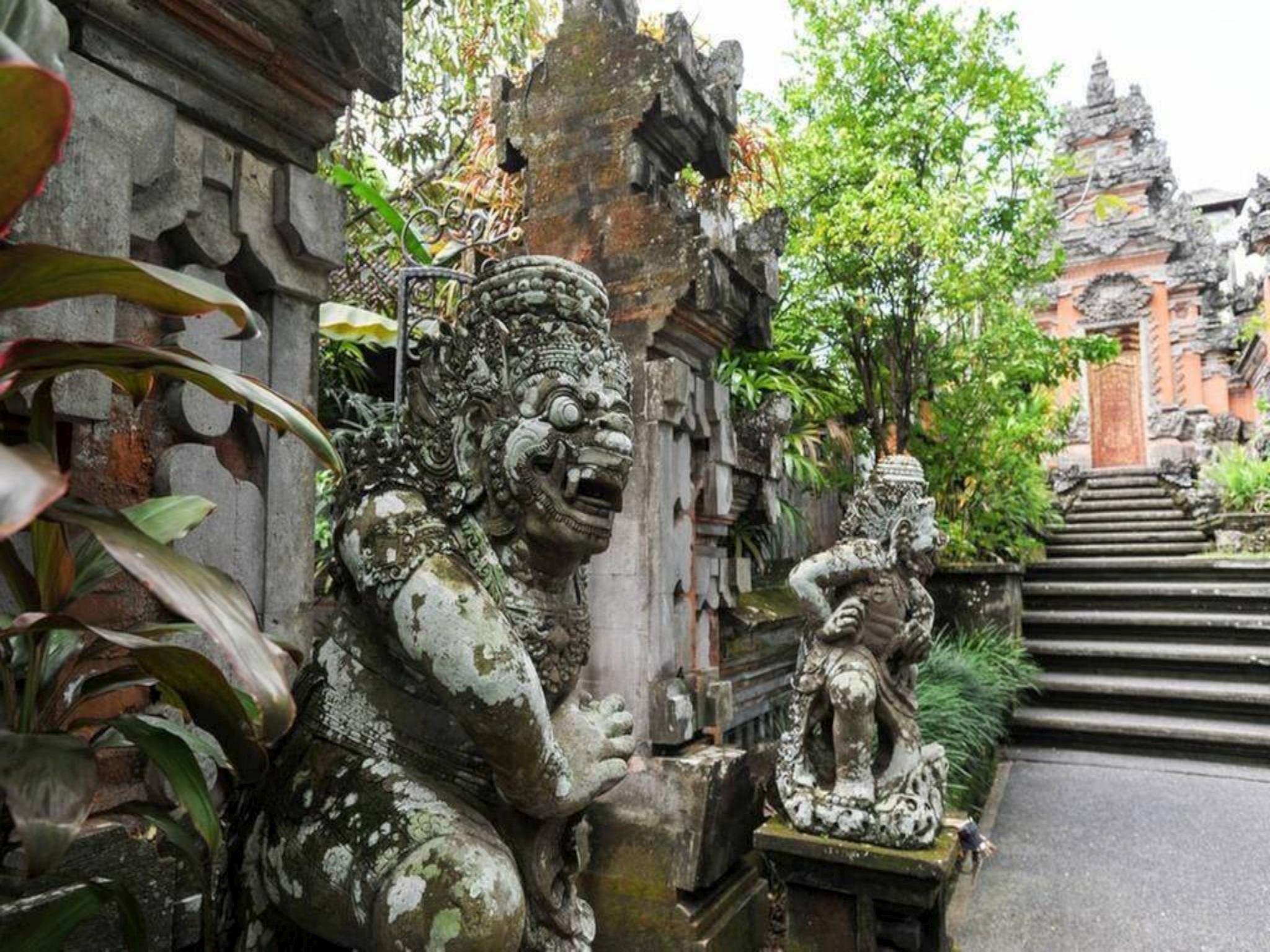 #7 Bungalows at Ubud Royal Palace