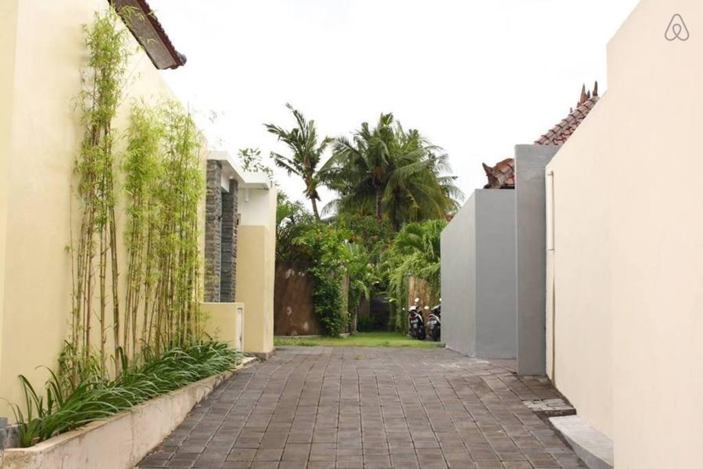 2 BDR New Brand Villa Close to The Beach