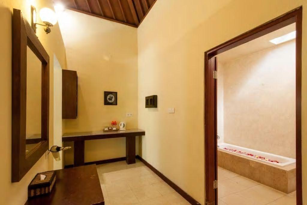 Deluxe Garden Room at Ubud