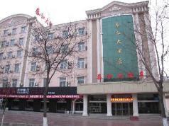 English speaking guide &three star hotel Taihe, Jiayuguan