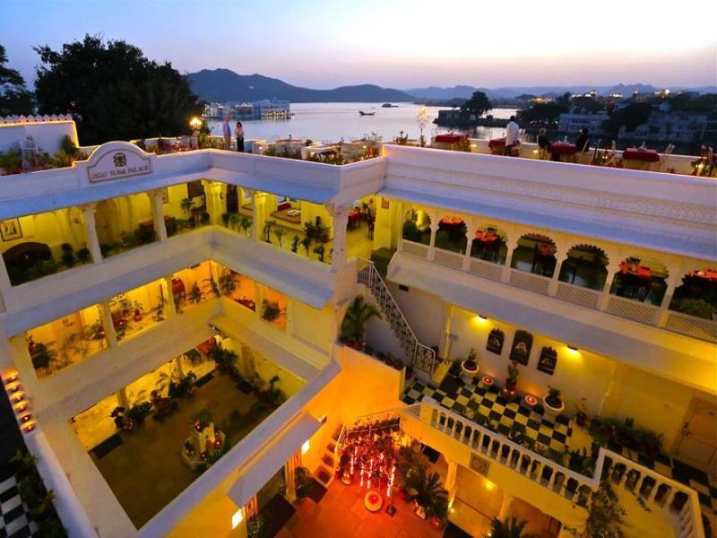 Jagat Niwas Palace Hotel Udaipur
