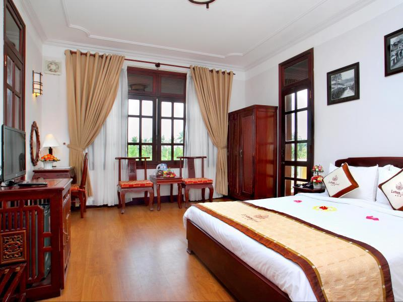 Lotus Hoi An Boutique Hotel & Spa2