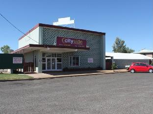Hotell Cityside Accommodation  i Mount Isa, Australien