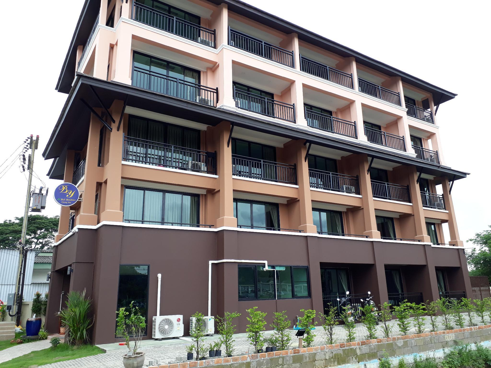 ,B and Y Residence