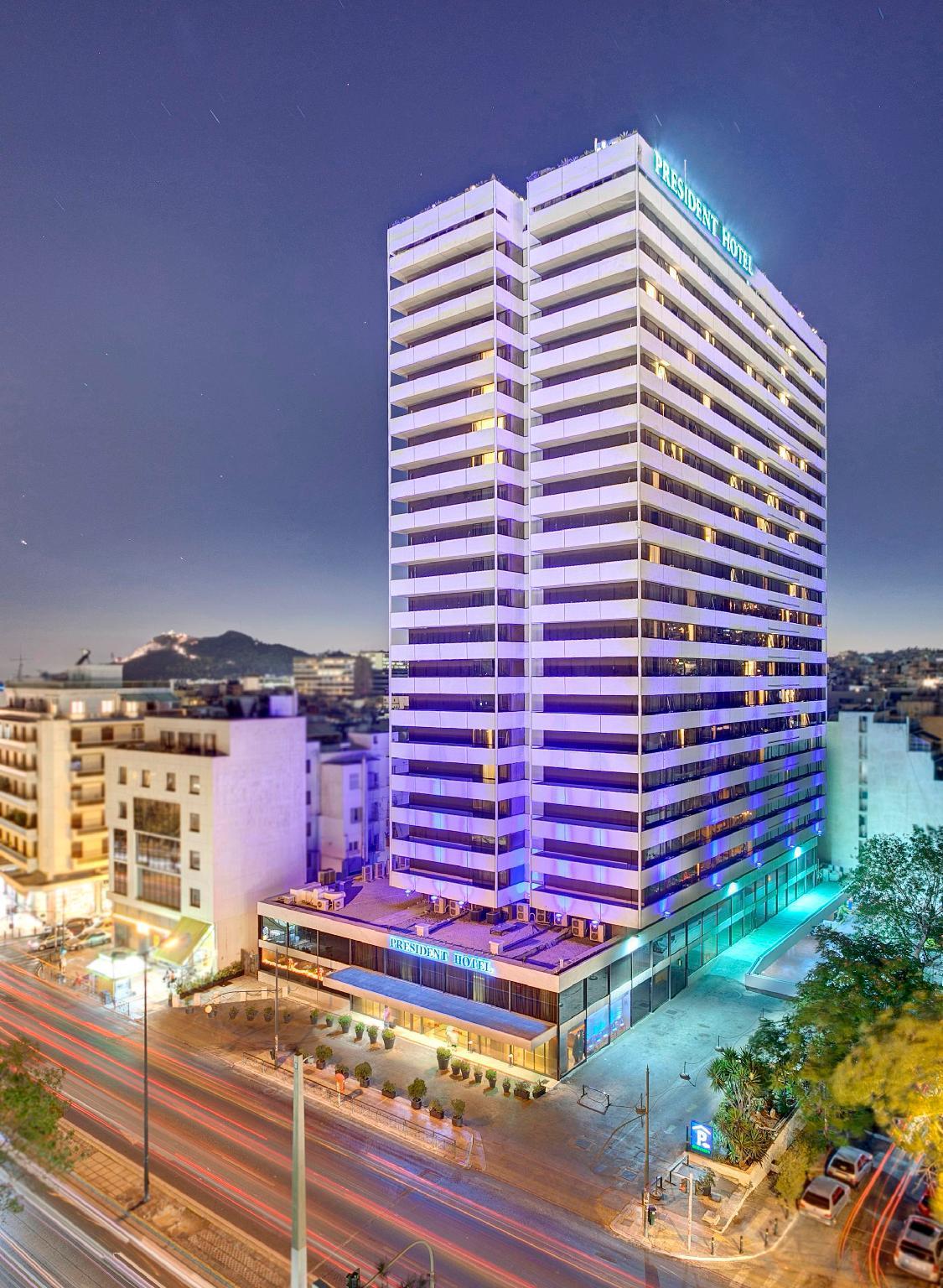 President Hotel – Athens 4