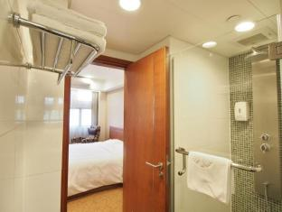 Caritas Bianchi Lodge Hotel Hong Kong - Executive Studio Bathroom
