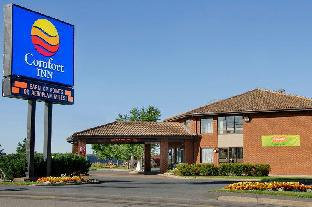 Comfort Inn Hotel in ➦ Amherst (NS) ➦ accepts PayPal