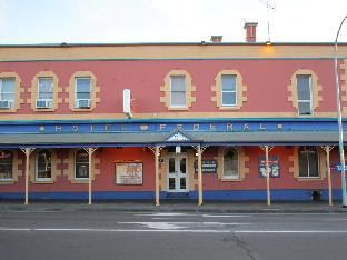 Federal Hotel PayPal Hotel Mount Gambier