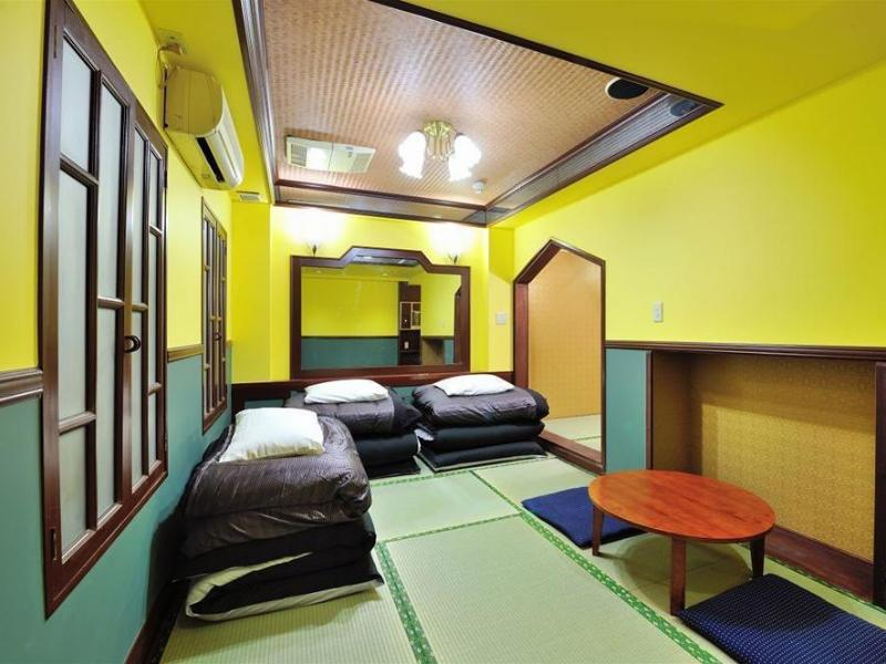 Khaosan World Asakusa Ryokan - Hotels booking