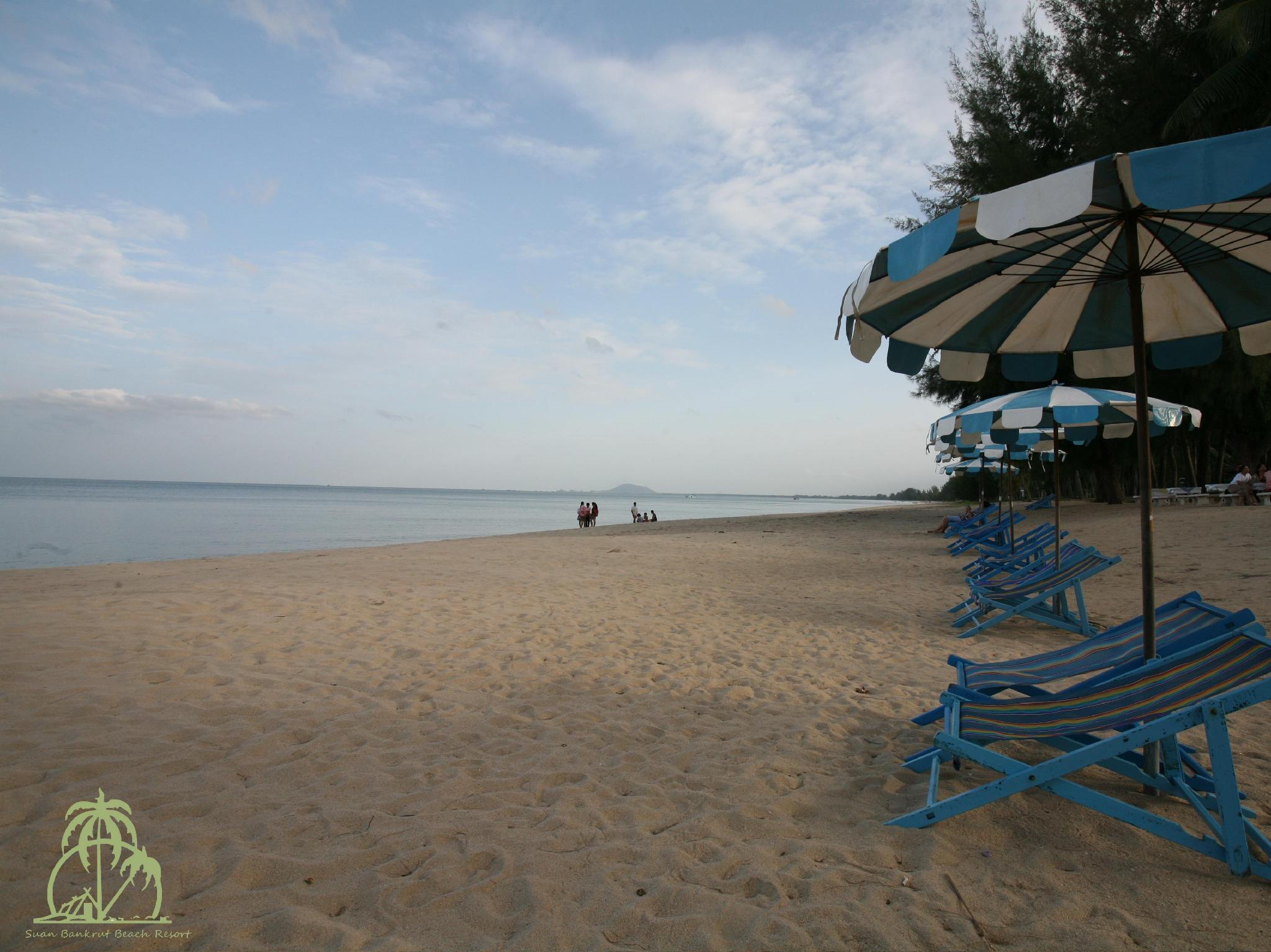 苏安班克鲁季海滩度假村,สวนบ้านกรูด บีช รีสอร์ท