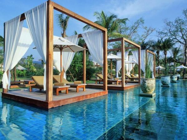 泰国考拉萨罗晋酒店(The Sarojin) 泰国旅游 第1张