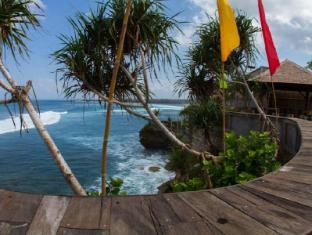 The Palms Ceningan Hotel Bali - View