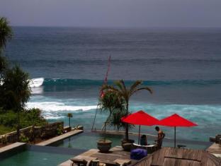 The Palms Ceningan Hotel Bali - Exterior